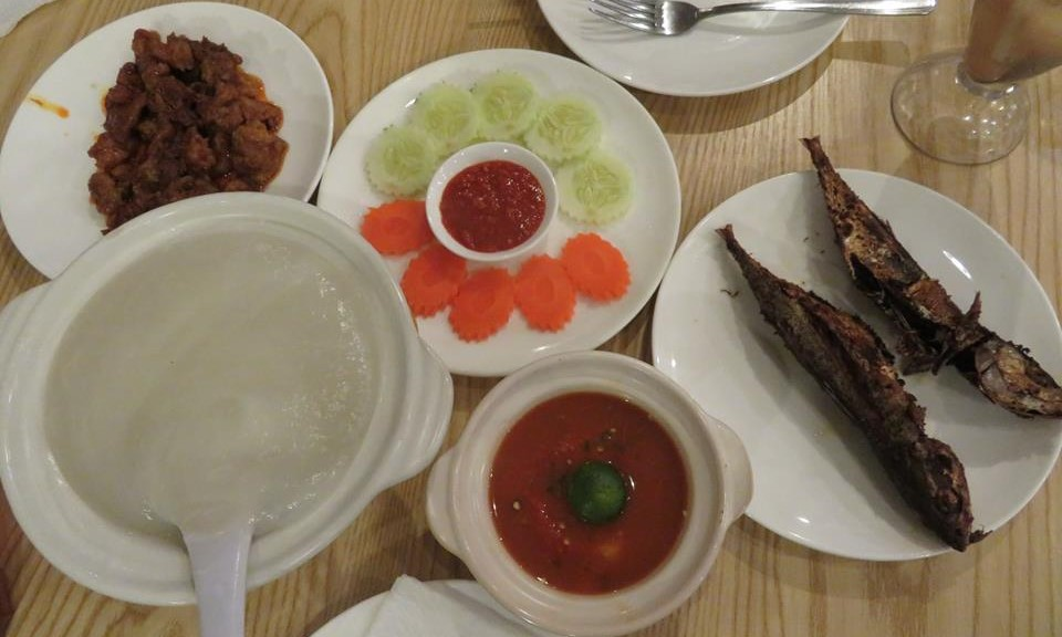 Traditional Brunei Food